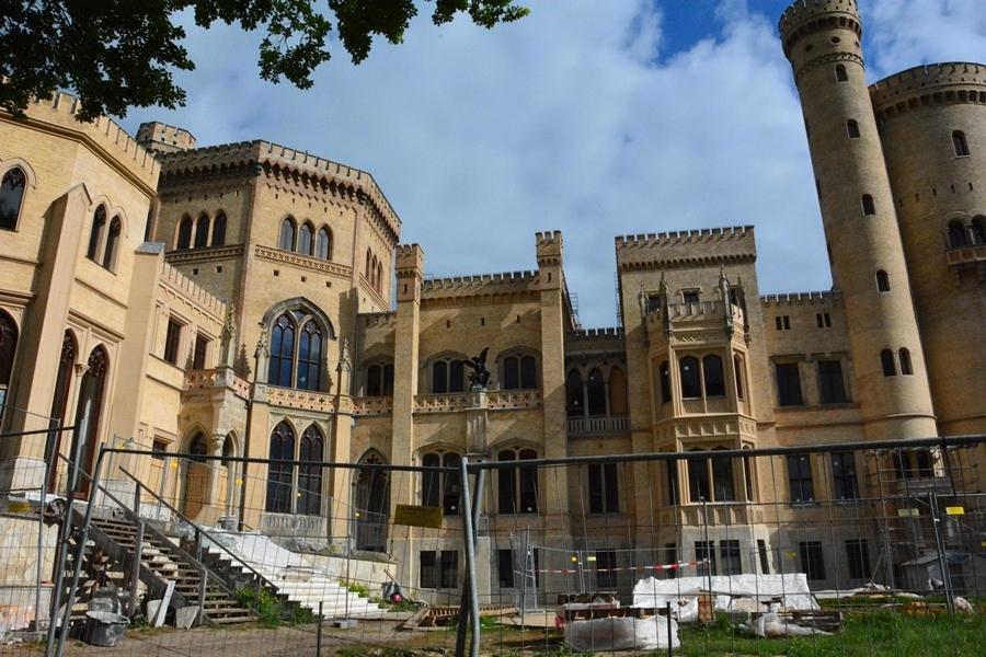 Pałac w Babelsbergu