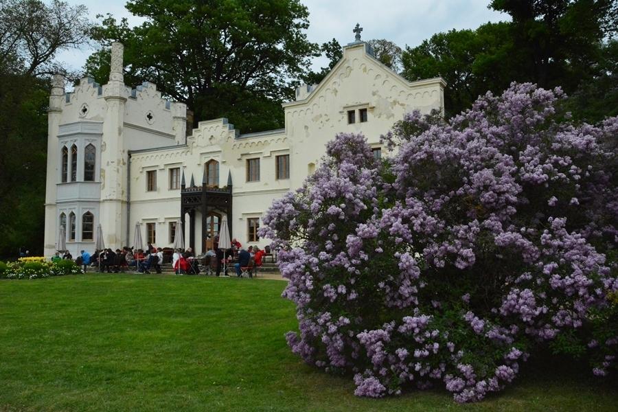Mały Pałac w Babelsbergu