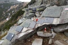 pomnik Ofiarom Gór w Karkonoszach