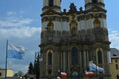 kościół w Krzeszowie
