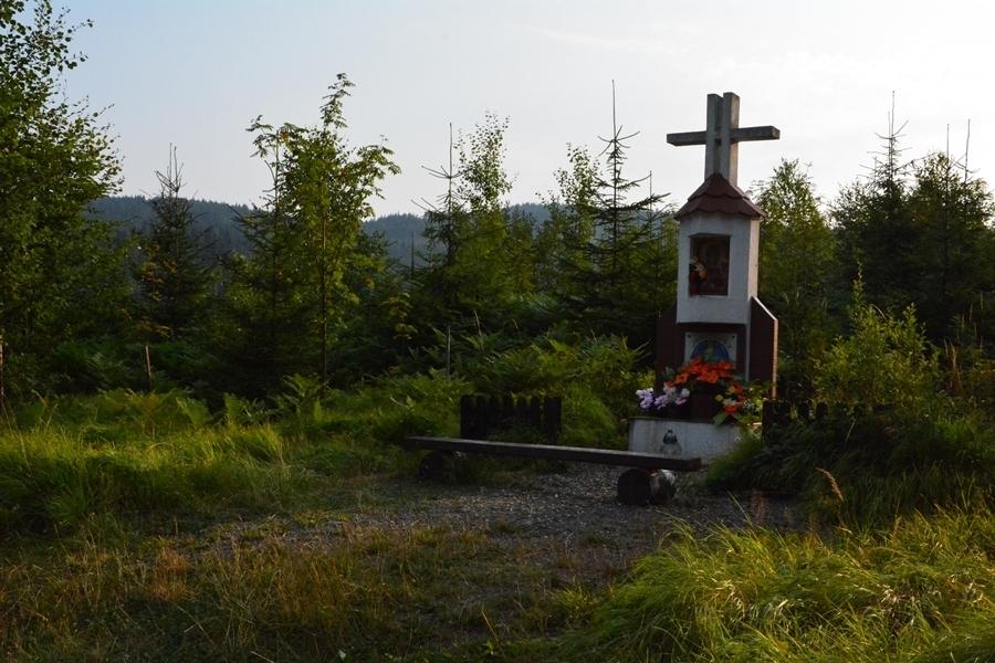 kapliczki przy szlaku