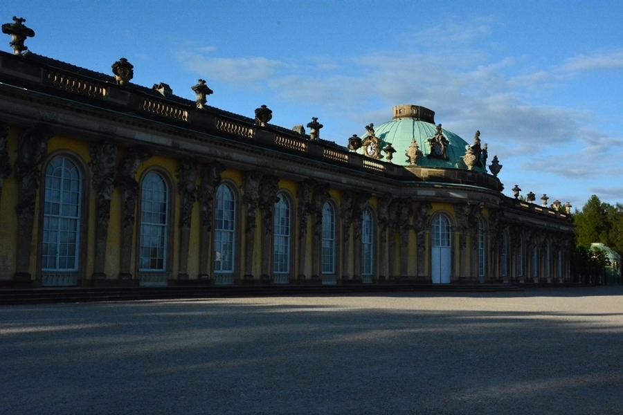 pałac Sanssouci