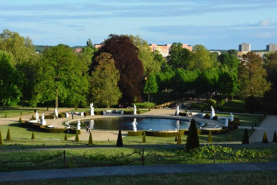 ogrody Sanssouci