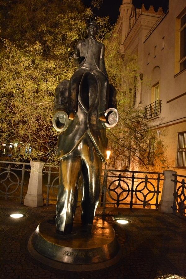 Pomnik Franza Kafki