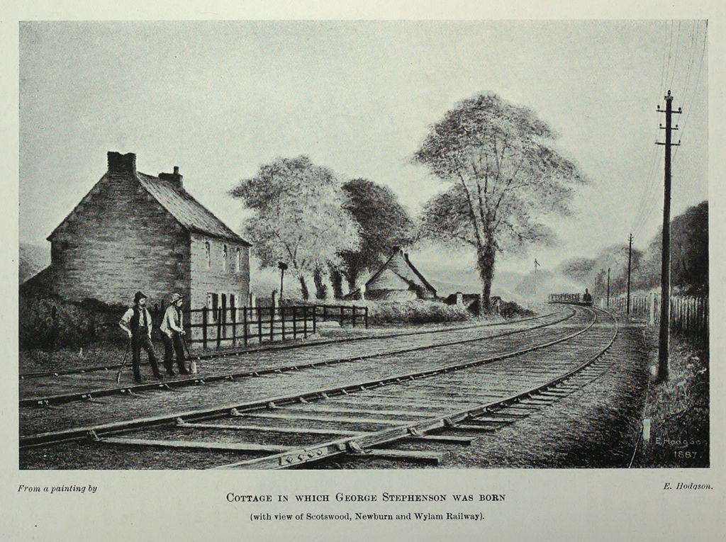 Wsiąść do pociągu … – Rakieta Stephensona