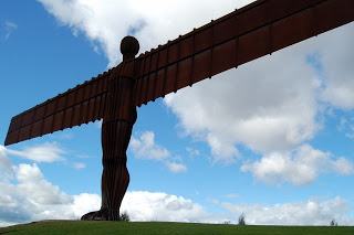 The Angel of the North – gigantyczny anioł z Gateshead