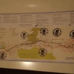 szlak muru cesarza Hadriana w Wielkiej Brytanii