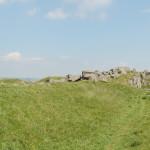 ruiny rzymskie w Anglii
