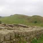 ruiny murów rzymskich