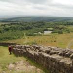 ruiny muru Hadriana