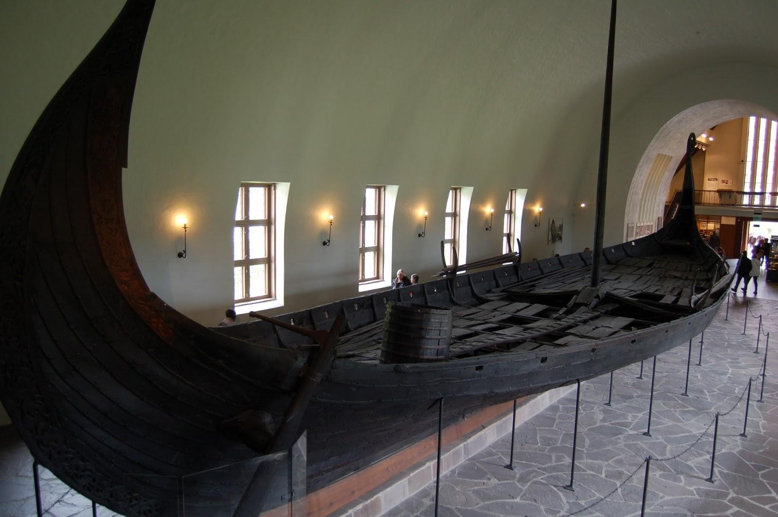 Muzeum Łodzi Wikingów w Oslo, Norwegia