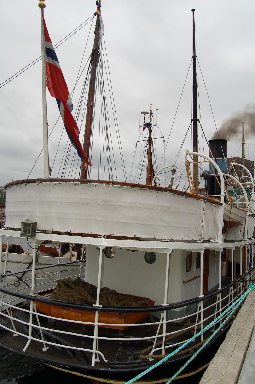 Norwegia, Oslo, marina
