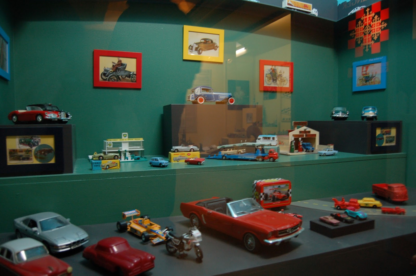 zabawki norweskie, design, skansen w Oslo, Norwegia