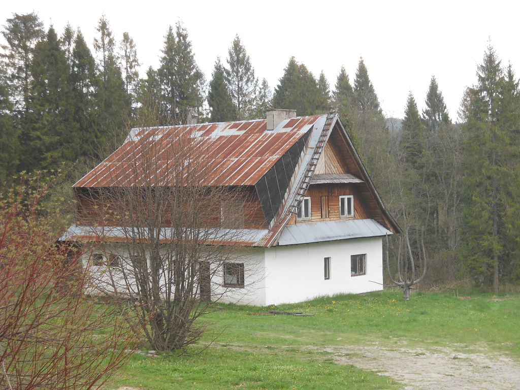 schron nad Negrylowem, worek Bieszczadzki