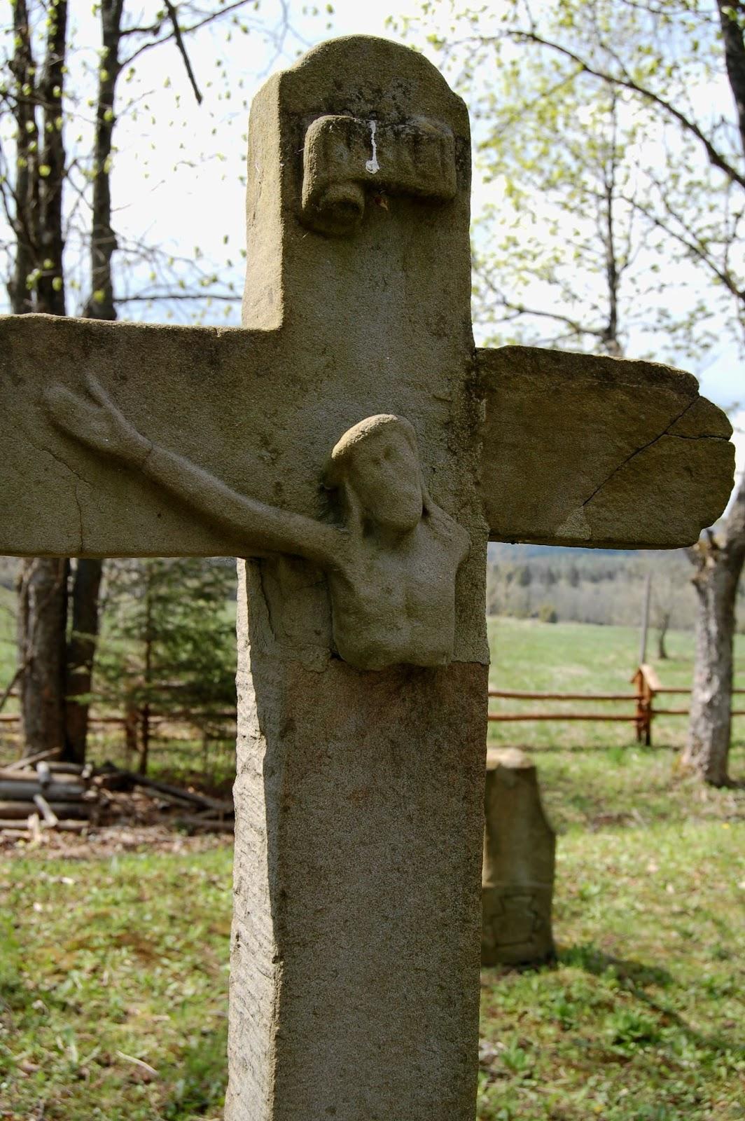 cmentarz w Beniowej, Bieszczady