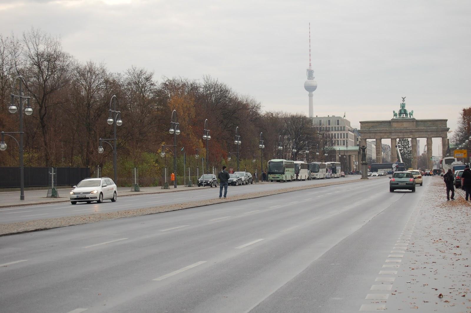 Brama Brandenburska, Berlin, zwiedzanie