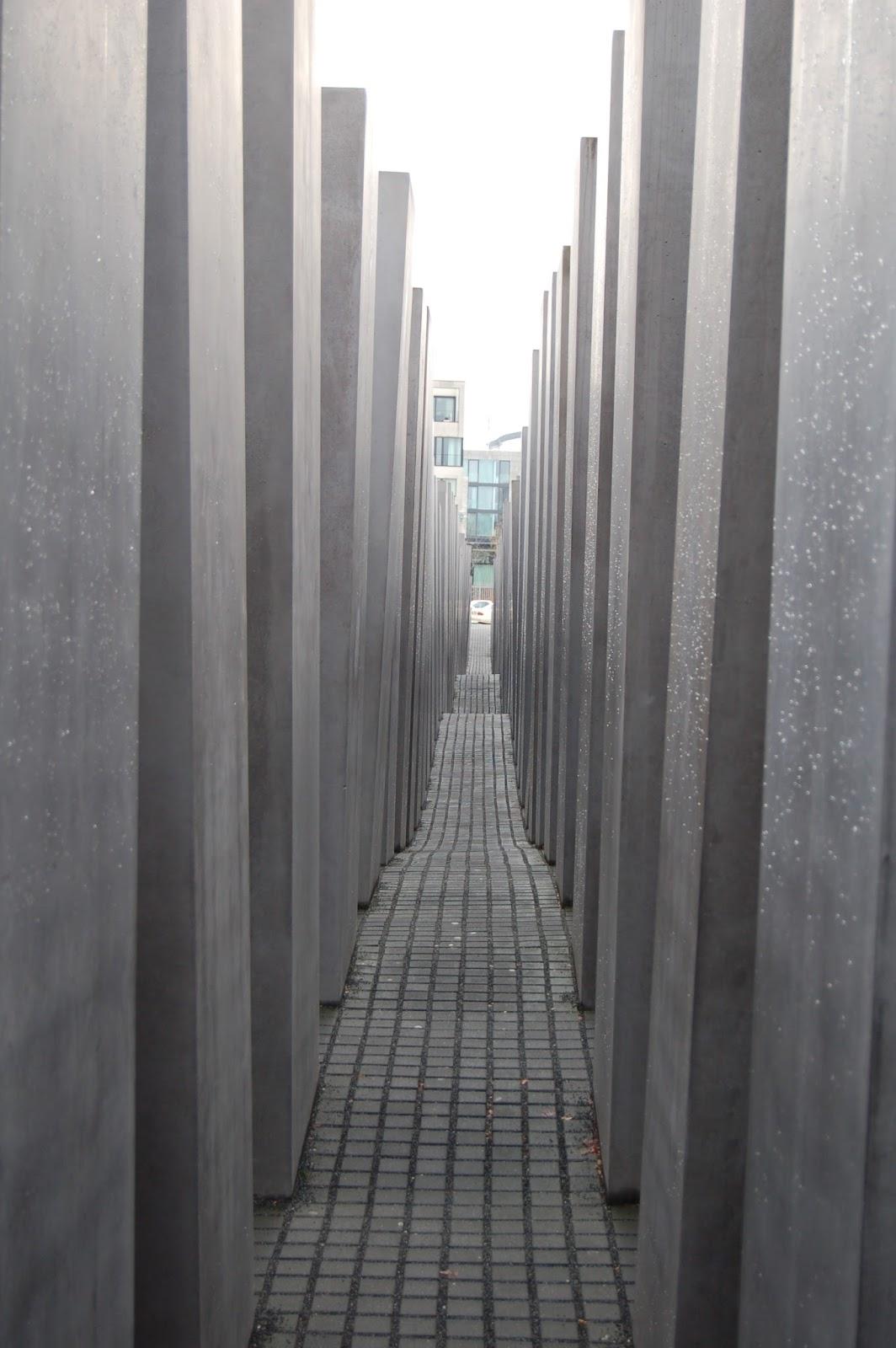 Pomnik Pomordowanych Żydów Europy w Berlinie