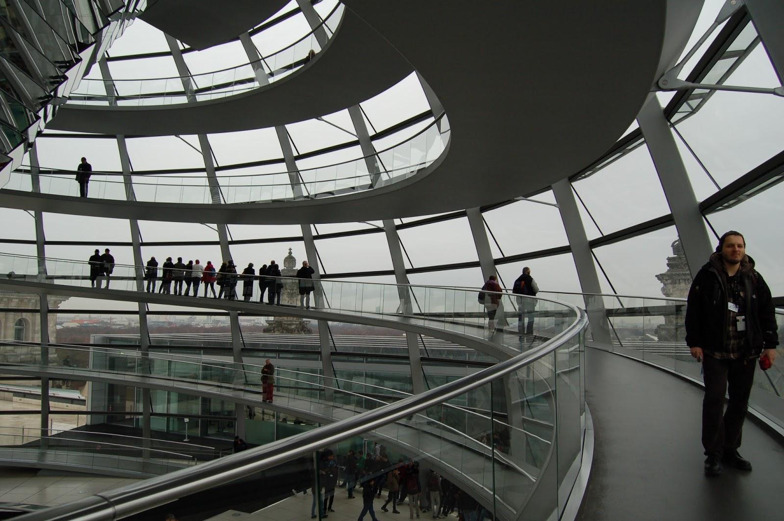 Reichstag, parlament niemiecki, budynek, Berlin
