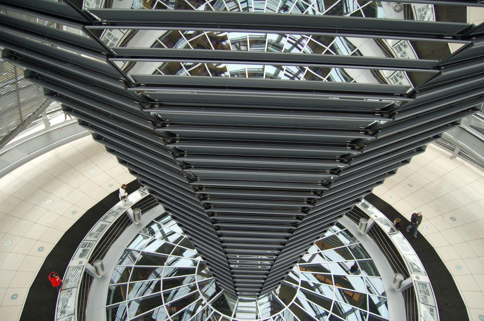 kopuła, Reichstag, Berlin, Niemcy
