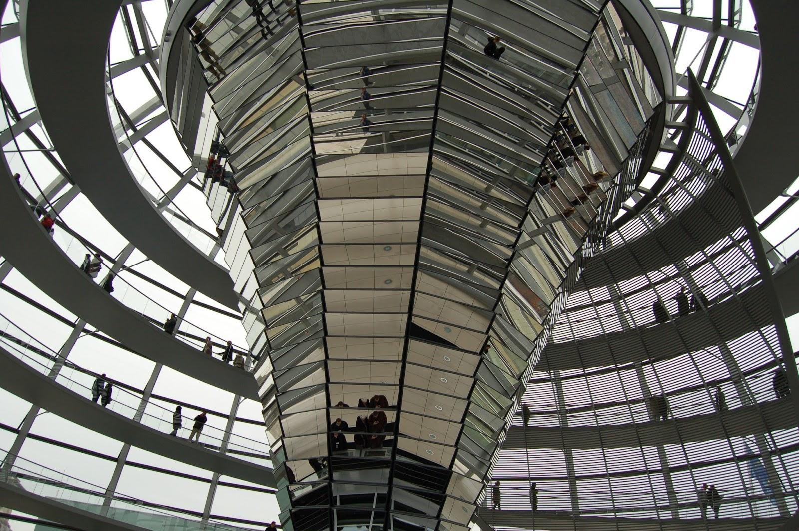 parlament niemiecki Reichstag, Berlin
