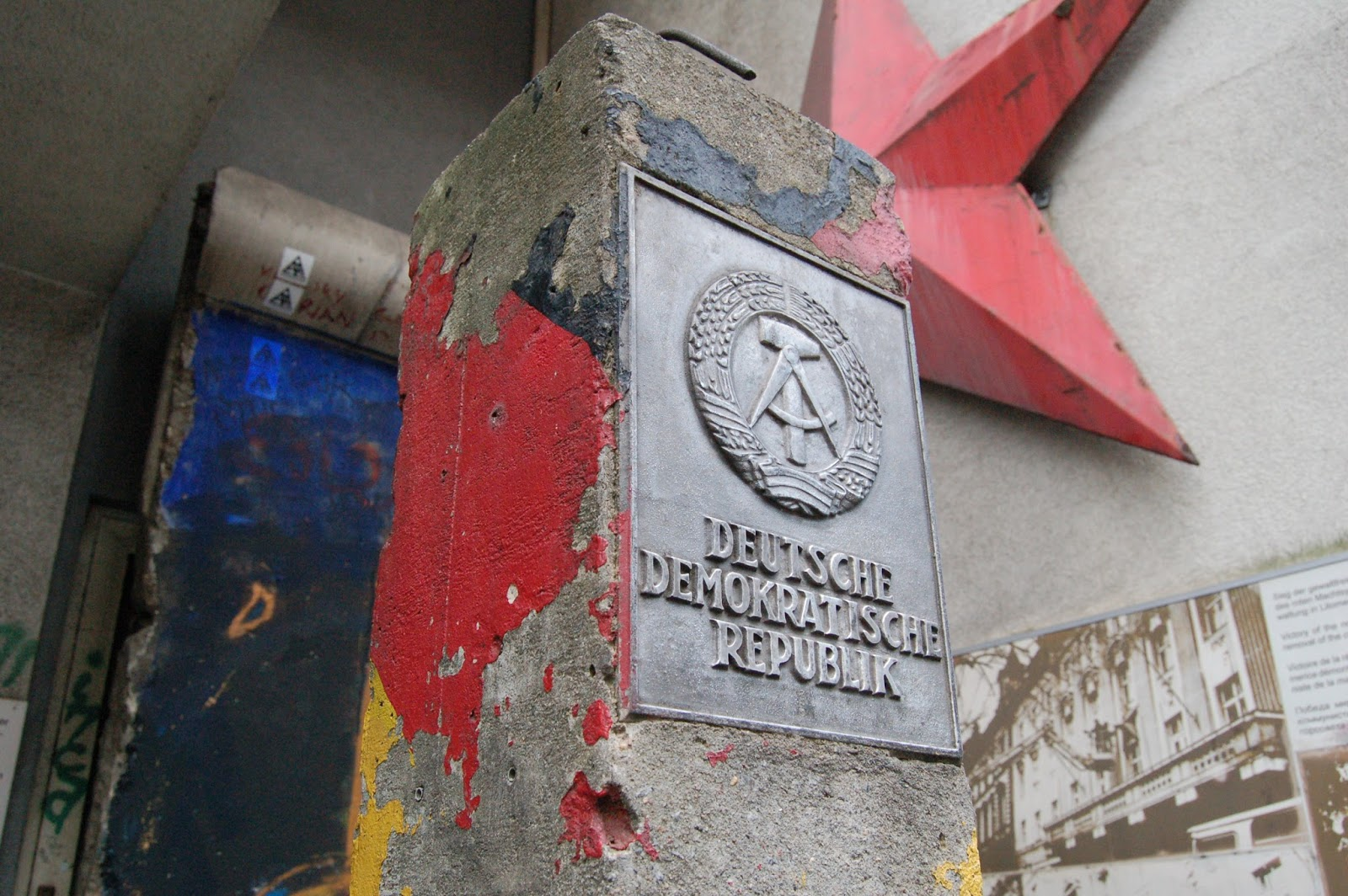 Muzeum Muru Berlińskiego, Berlin zwiedzanie
