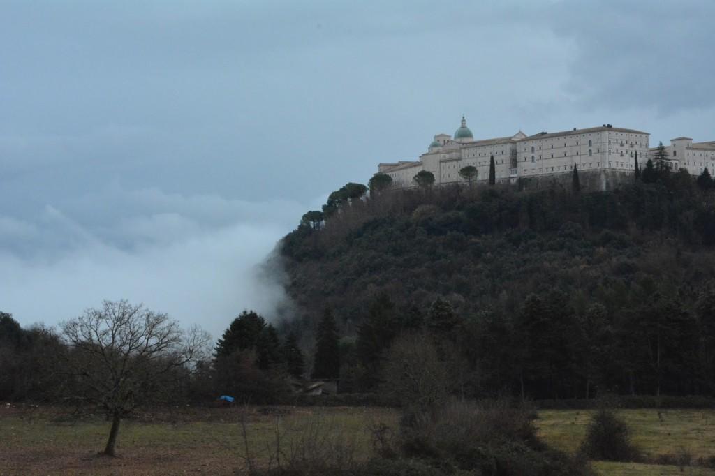 klasztor Monte Cassino Włochy
