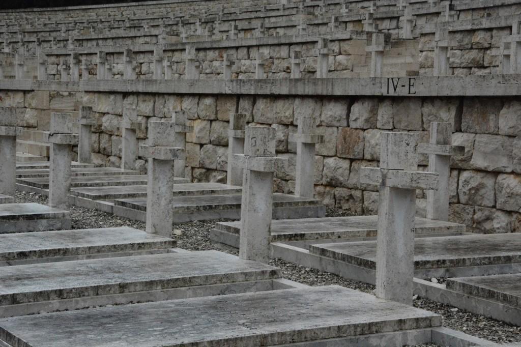 cmentarz, Monte Cassino, Włochy