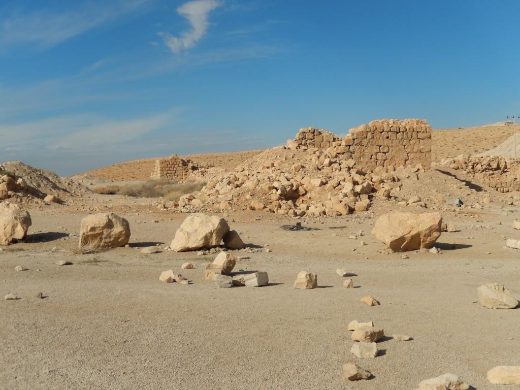 Z powrotem na pustynnym szlaku – 3 pierwsze dni na pustyni Negev … Israel National Trail SHVIL