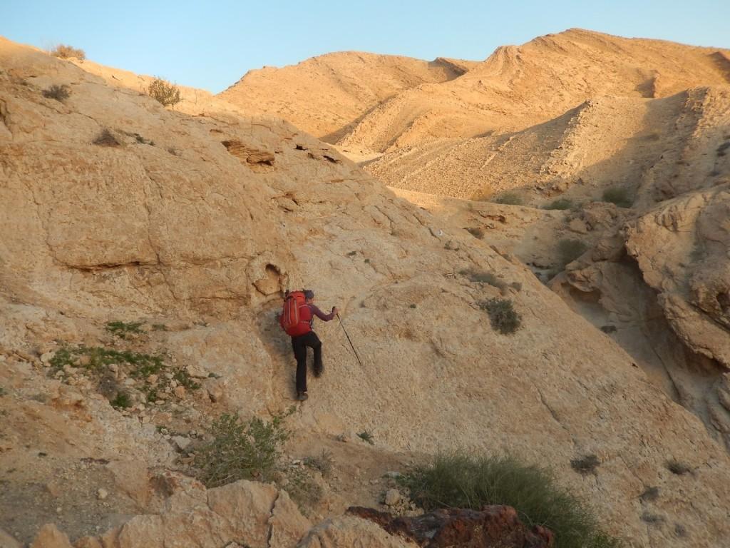 Dlaczego chcieliśmy sobie skrócić jedną nogę a potem chodziliśmy zamaskowani? Izraelski Szlak Narodowy