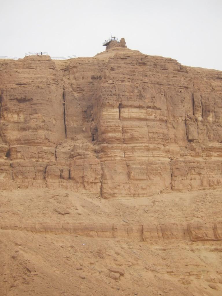 krater Mitzpe Ramon, punkt widokowy Wielbłąd