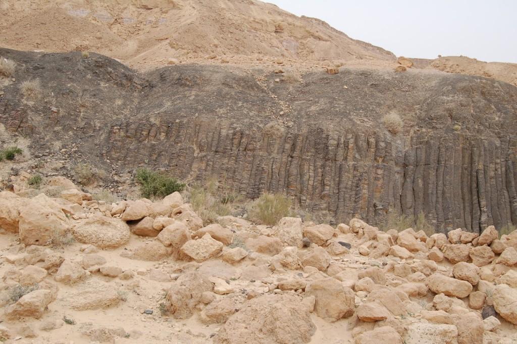 Izrael, Mitzpe Ramon, Prism Hill