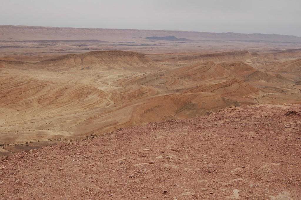 Makhtesh Ramon, krater Ramon