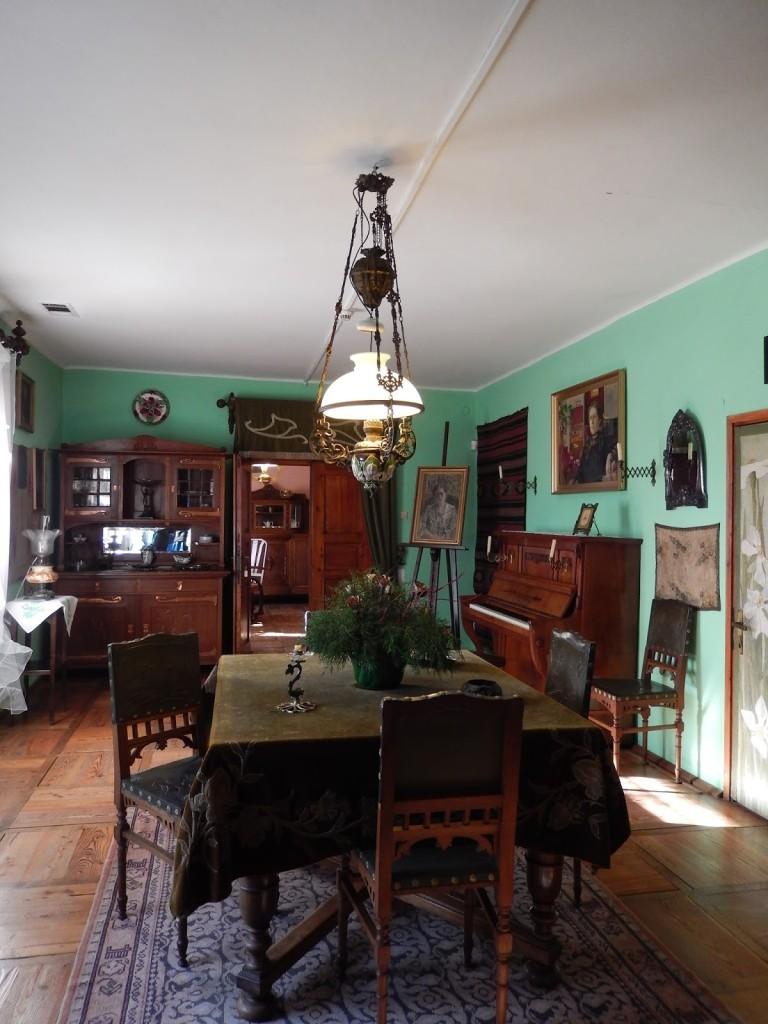 Żarnowiec, Muzeum Marii Konopnickiej, Podkarpackie