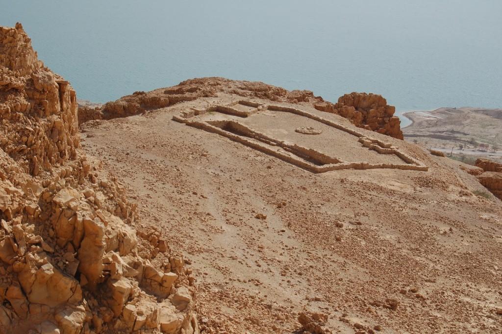 Ein Gedi, Izrael, Morze Martwe, zabytki