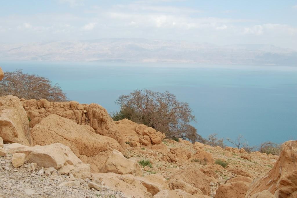 Morze Martwe, Ein Gedi, Izrael