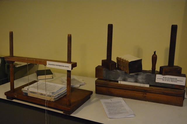 co zwiedzić w Cieszynie muzeum drukarstwa