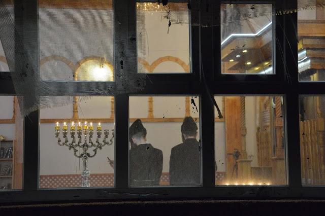 Na chasydzkim weselu w Polsce na Podkarpaciu czyli Żydzi Chasydzi w Polsce