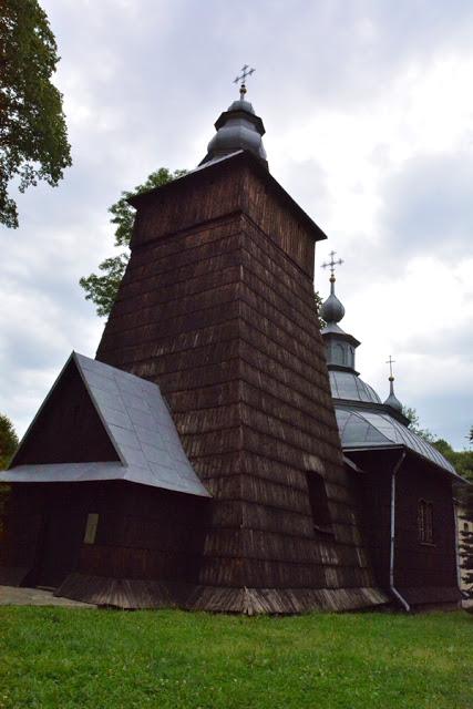 Szlak Architektury Drewnianej Podkarpacie
