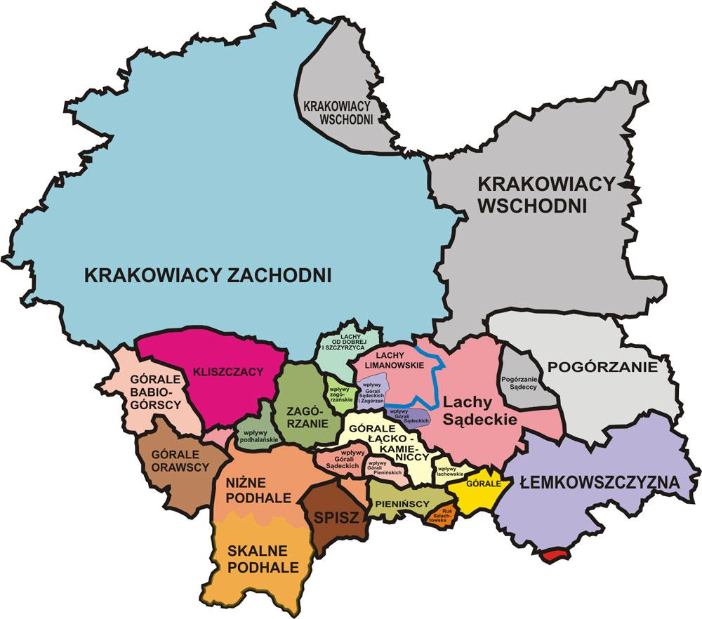 etnografia Małopolski