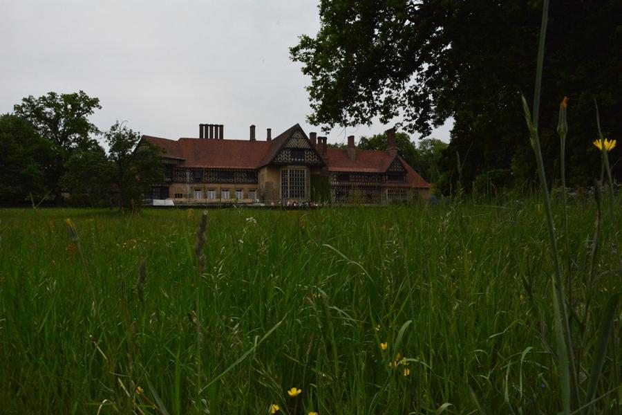 Poczdam, zwiedzanie, pałac Cecilienhof w Poczdamie