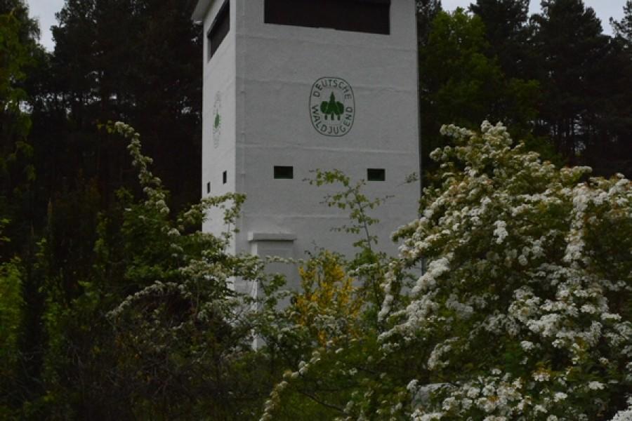 wieża graniczna