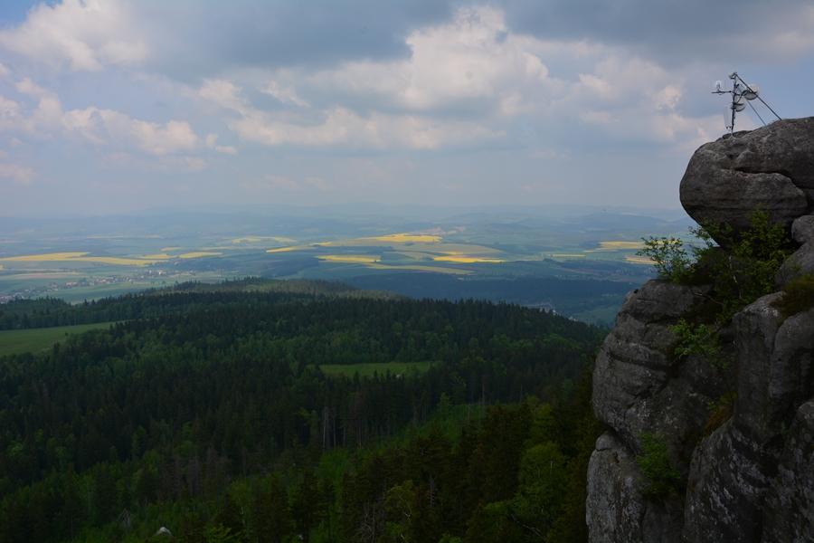 Góry Stołowe czyli w skalnym labiryncie
