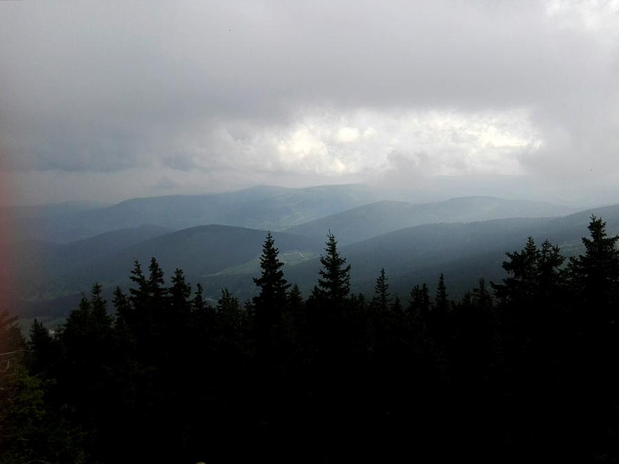 Góry Złote i Przedgórze Paczkowskie