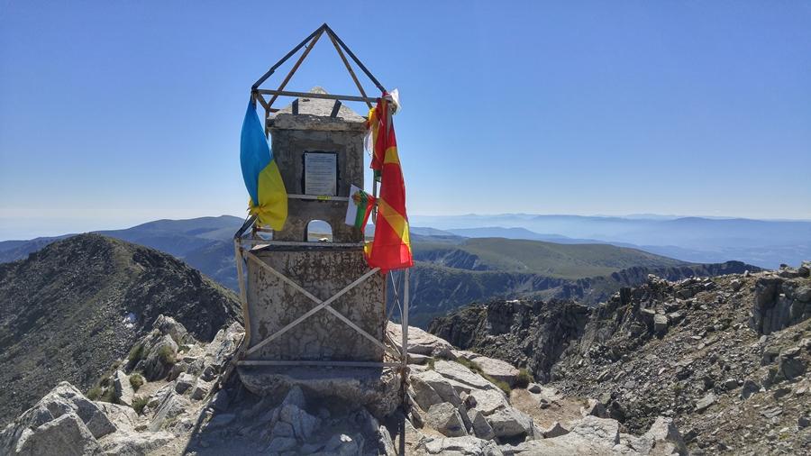 Musała, szczyt