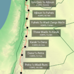 Szlak jordański czyli nasza wiosna w Jordanii