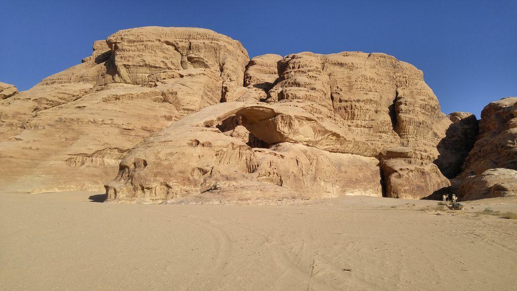 Jordania, Jordan Trail, Szlak Jordański,