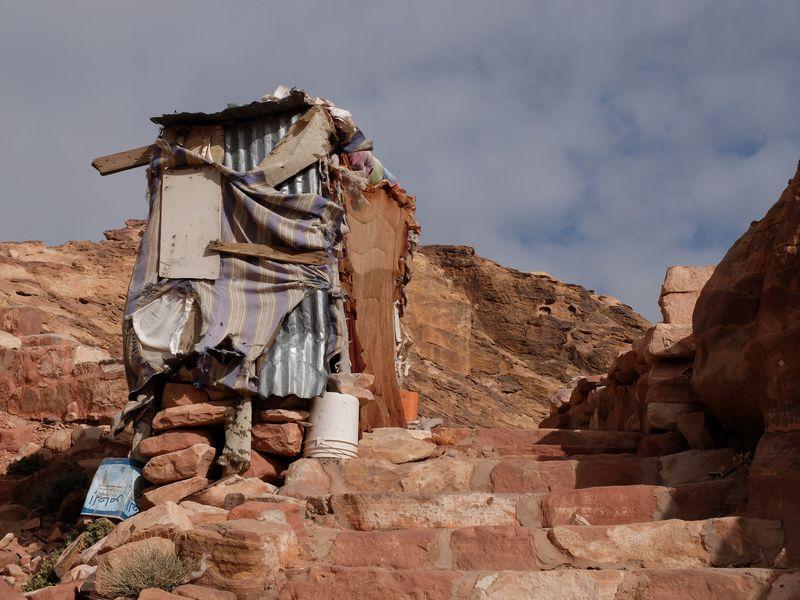 Nabatejczycy i skalne miasto w Jordanii czyli Petra