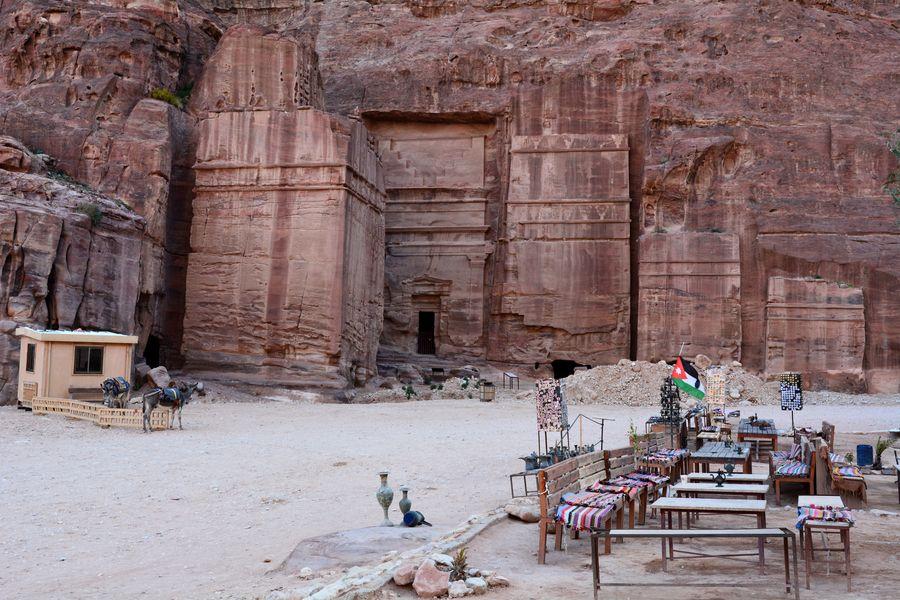 skalne miasto Petra
