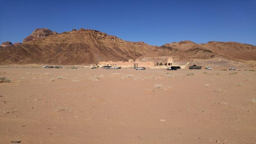 Wadi Rum wycieczka