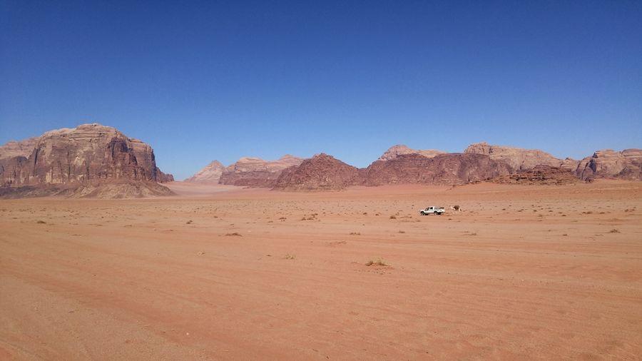 Wadi Rum, wycieczki